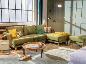 Westcoast Tom Tailor ülőgarnitúra, kanapé