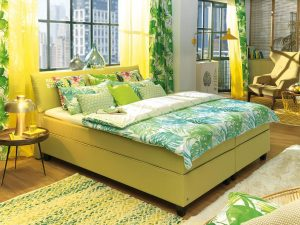 Boxspring ágy – Tom Tailor Color Box