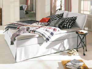 Boxspring ágy – Tom Tailor Cushion Box