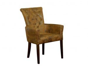 szék, étkező szék, fotel - king