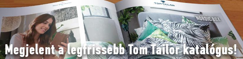 Tom Tailor ágy katalógus