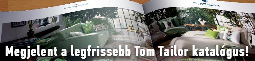 Tom Tailor ülőgarnitúra katalógus
