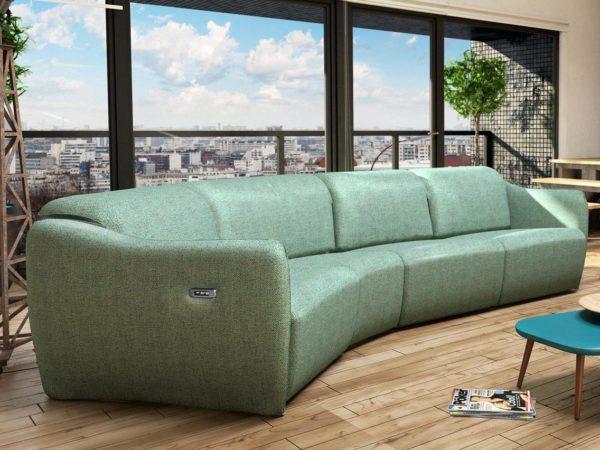 Rio ülőgarnitúra, kanapé