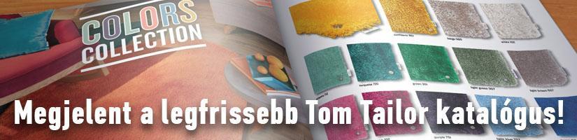 Tom Tailor szőnyegkatalógus