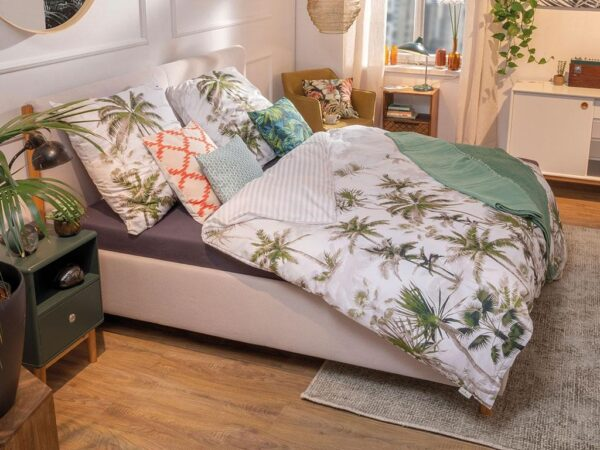 Ágyneműtartós ágy – Tom Tailor California Bed Storage