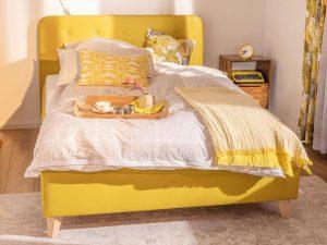 Ágyneműtartós ágy – Tom Tailor Nordic Bed Storage