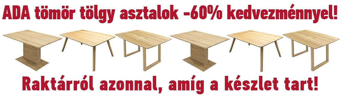 Akciós asztal